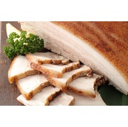 食辛房自慢の自家製蒸し豚(1000g)